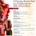 Il progetto Basivin Sud sui vitigni autoctoni.