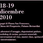 Programma Matera Wine Festival