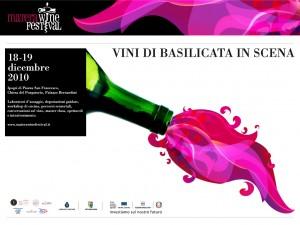 Matera Wine Festival  - i vini DOC Lucani