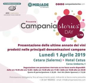 Campania Stories 2019